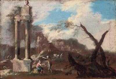 Circle of Marco Ricci (Belluno