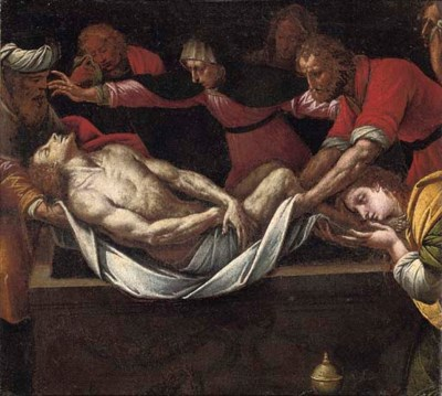 Follower of Bernardino Luini