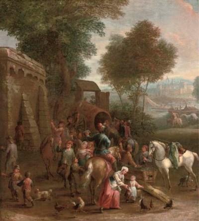 Elisabeth Seldron (c. 1690-176