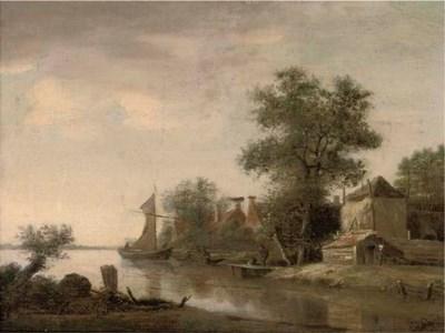 Attributed to Jan Wils (Haarle
