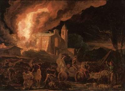 Abraham Danielsz. Hondius (Rot