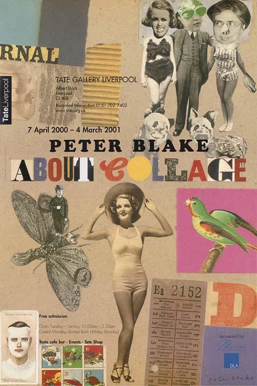 After Sir Peter Blake (British