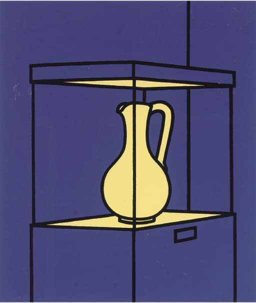Patrick Caulfield (British, 19