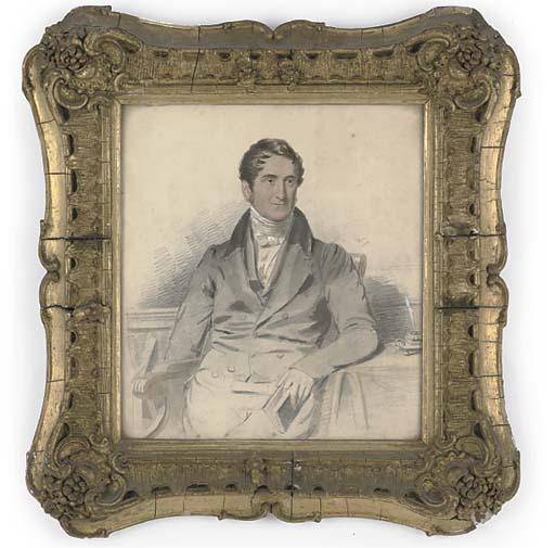 CIRCLE OF GEORGE RICHMOND, R.A
