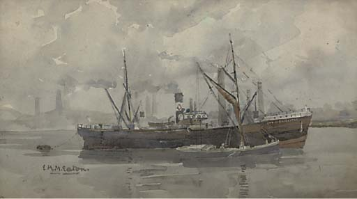 ELLEN M. M. EATON (BRITISH, Ex