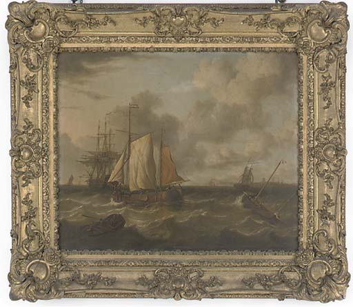 ATTRIBUTED TO CHARLES M. POWEL
