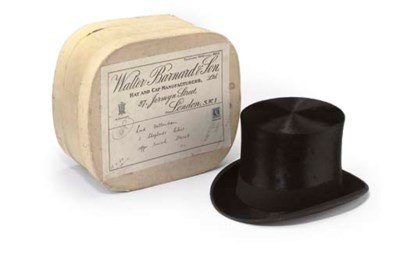 LORD HOLLENDEN'S TOP HAT