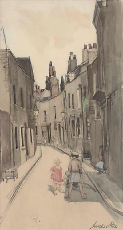 INNES MEO (BRITISH, fl.1910-19