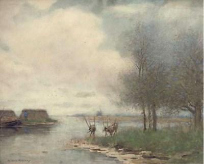 ANTON VAN ANROOY (DUTCH, 1870-