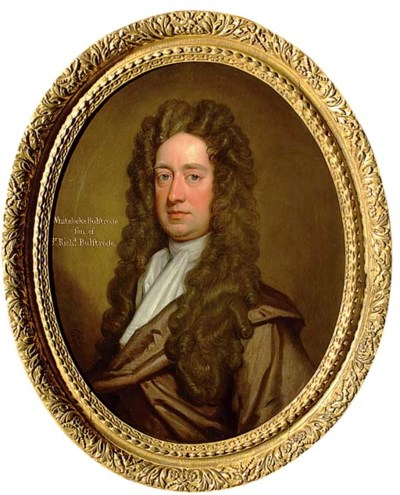 SIR GODFREY KNELLER (BRITISH,