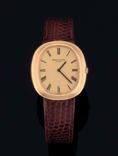 Patek Philippe. An 18ct Gold A
