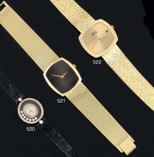 Piaget. An 18ct Gold Slim Wris