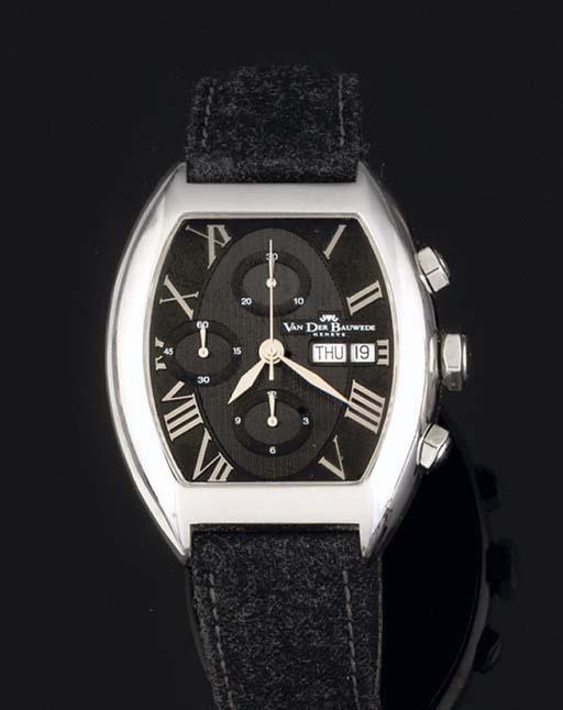 Van De Bauwede. A Silver Cased
