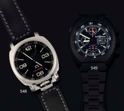 A Group of three Wristwatches
