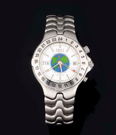 Ebel. A Stainless steel Automa