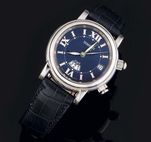 Tompion. A Stainless Steel Aut