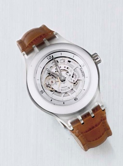 Swatch. A Limited Edition Meta