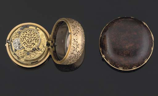 Tompion & Banger. A Gold and T
