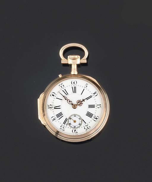 Vacheron & Constantin. An 18ct