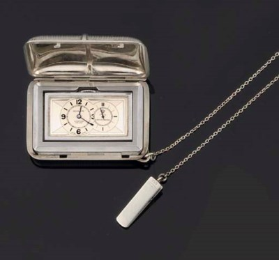 Rolex. A Rare, large 18ct Whit