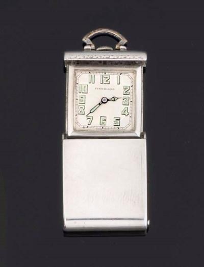Rolex. A Silver Concealed Spor