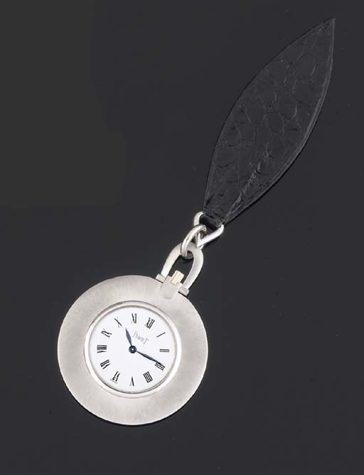 Two Open Faced Pendent Watches