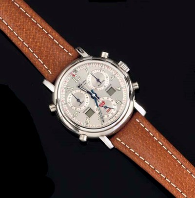 Chopard. A Stainless Steel Lim