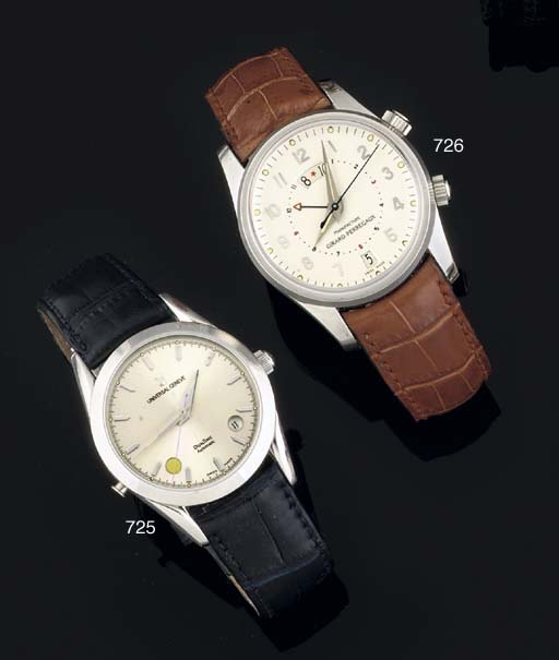 Universal Geneve. A Stainless