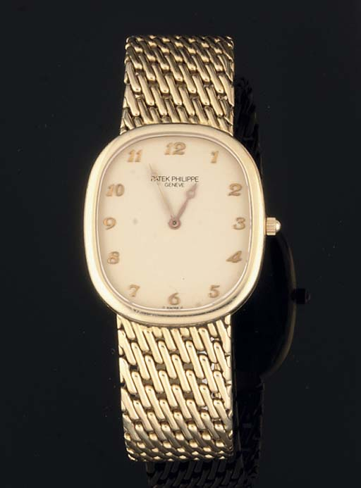 Patek Philippe. An 18ct Gold O