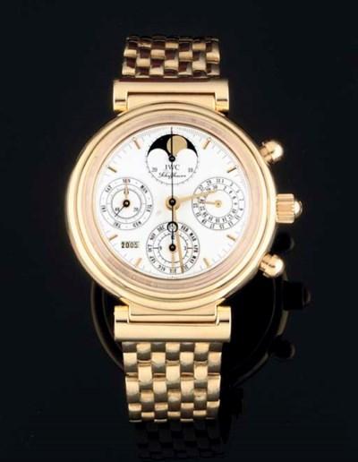 International Watch Co. An 18c