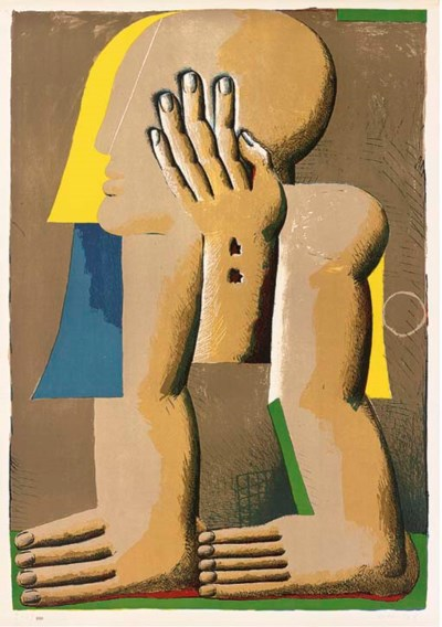 Horst Antes (B. 1936)