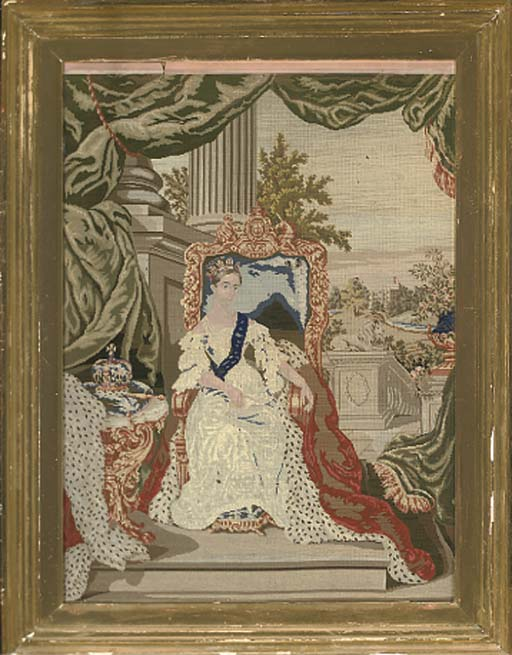 'THE YOUNG QUEEN VICTORIA,' A