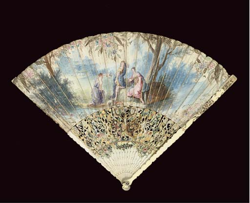 A COLLECTION OF THREE PARASOLS