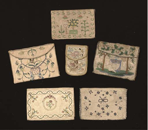 A COLLECTION OF 18TH CENTURY P