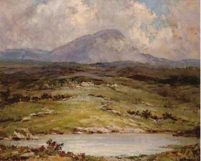 Padraic Woods (1893-1991)