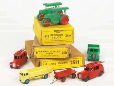 Dinky Trade Boxes