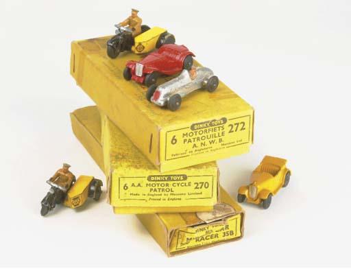 Dinky yellow Half-Dozen Trade