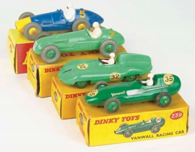 Dinky 200 Series Racing Cars