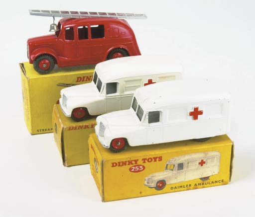 Dinky Emergency Services