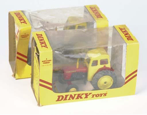 Dinky Tractors