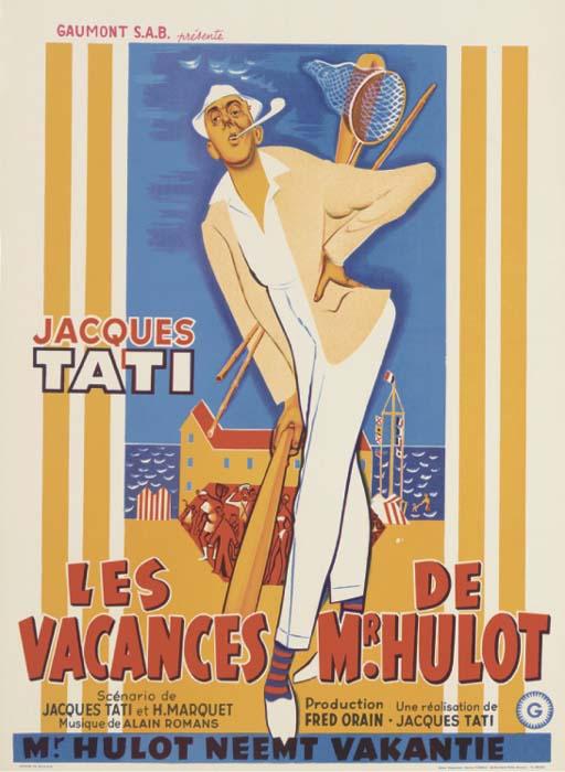 Les Vacances De Mr. Hulot