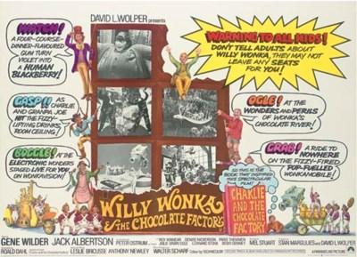 Willy Wonka & The Chocolate Fa