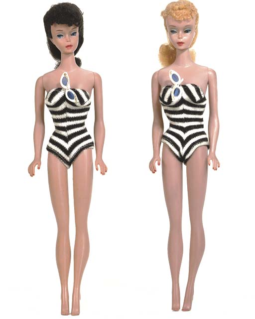 Two No.4 Barbies