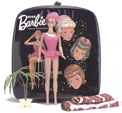 Miss Barbie (Sleep-Eyed Barbie