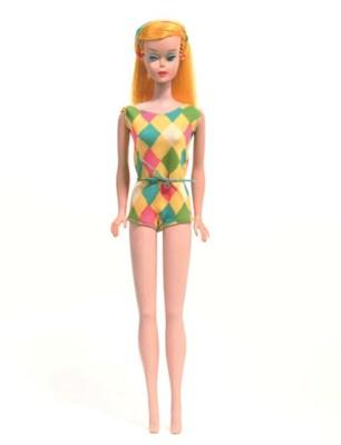 Rare Colour Magic Barbie No.11