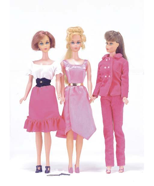 Barbie in Japanese market velv
