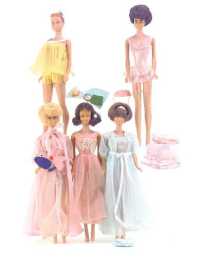 Barbie in 'Under Fashions' No.