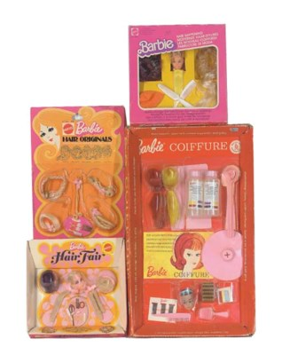 No.8605 'Barbie Coiffure'