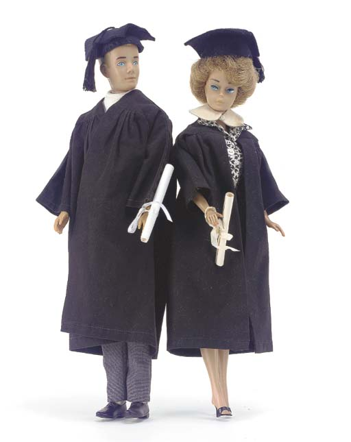 Barbie and Ken 'Graduation' No
