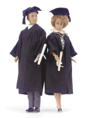 Barbie and Ken 'Graduation' No